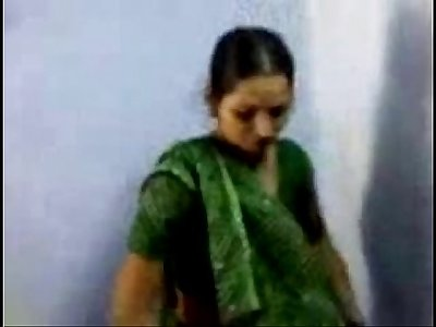 Desi aunty fucked with hubbys friend